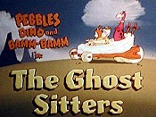 The Ghost Sitters Picture Into Cartoon