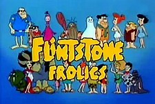 The Flintstone Funnies Episode Guide Logo