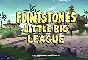 Flintstones Little Big League Cartoon Funny Pictures