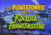The Flintstones Meet Rockula And Frankenstone Cartoon Picture