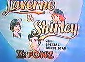 Laverne And Shirley And The Beanstalk Cartoon Picture