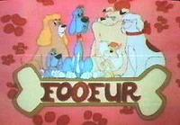 Foofur Falls In Love Cartoons Picture