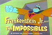 Frankenstein Jr. And The Impossibles (Series) Pictures To Cartoon