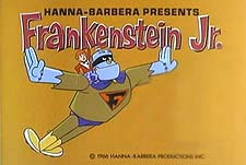 The Space Ghost/Frankenstein Jr. Show  Logo