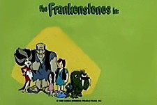 The Frankenstones Episode Guide Logo