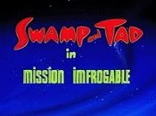 Mission Imfrogable Cartoon Funny Pictures