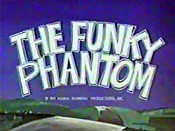 The Funky Phantom Picture Into Cartoon