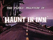 Haunted In Inn Cartoon Picture