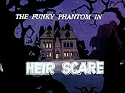 Heir Scare Cartoon Picture