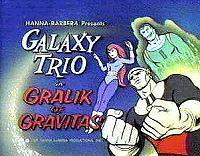 Galaxy Trio And The Cave Men Of Primevia Cartoon Picture