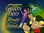 Revolt Of The Robots Free Cartoon Picture
