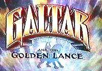 Galtar And The Princess Cartoon Picture