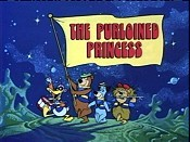 The Purloined Princess Free Cartoon Picture