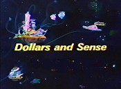 Dollars And Sense Cartoon Picture