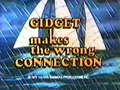 Gidget Makes The Wrong Connection Cartoon Picture