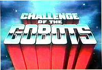 Battle For Gobotron Cartoon Character Picture