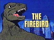 The Firebird Picture Into Cartoon