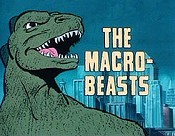 The Macro-Beasts Free Cartoon Picture
