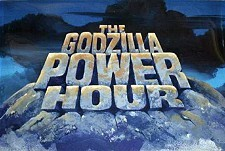 The Godzilla Power Hour  Logo