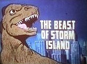 The Beast Of Storm Island Cartoon Picture