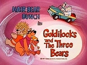 Goldilocks And The Three Bears Picture Into Cartoon