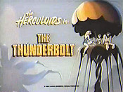 The Thunderbolt Picture Of The Cartoon
