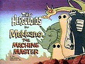 Mekkano, The Machine Master Picture Into Cartoon