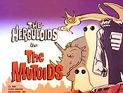 The Mutoids Cartoon Picture