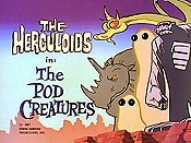 The Pod Creatures Cartoon Character Picture