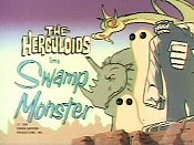 Swamp Monster Pictures To Cartoon