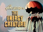 The Energy Creature Cartoon Picture