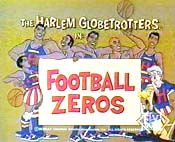 Football Zeros Cartoon Picture
