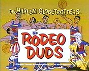 Rodeo Duds Cartoon Picture