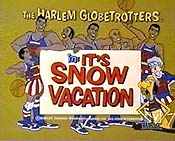 It's Snow Vacation Free Cartoon Picture