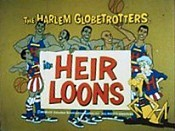Heir Loons Free Cartoon Picture