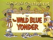 The Wild Blue Yonder Free Cartoon Picture