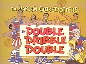 Double Dribble Double Picture To Cartoon