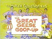 The Great Geese Goof-Up Cartoon Picture