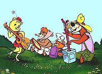 The Hillybilly Bears Picture To Cartoon