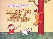 Bring 'Em Back A Live One Cartoons Picture