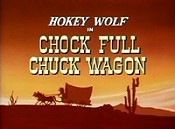 Chock Full Chuck Wagon Cartoon Pictures