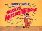 Hokey's Missing Millions Cartoon Picture