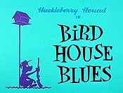 Bird House Blues Free Cartoon Pictures