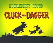 Cluck And Dagger Cartoon Picture
