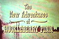 The New Adventures of Huckleberry Finn Episode Guide Logo