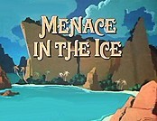 Menace In The Ice Picture To Cartoon