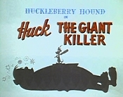 Huck The Giant Killer Cartoon Picture