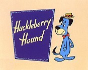 Huckleberry Hound Cartoon Character Picture