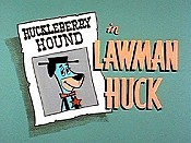 Lawman Huck Cartoon Picture