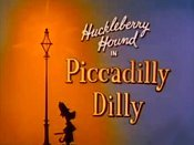 Piccadilly Dilly Cartoon Picture